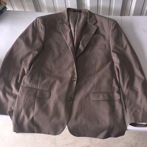 Van Heusen Suit SZ44L 36W/32L Pant